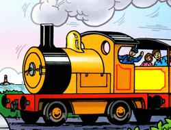 TheCar-Train