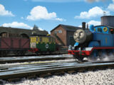 The Little Engine Who Raced Ahead