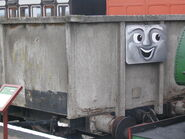 A Cheeky Truck