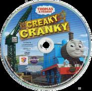 CreakyCrankyDVDUSDisc