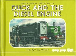 DuckandtheDieselEngine2015Cover
