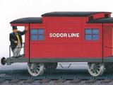 Sodor Line Cabooses/Gallery