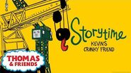 Thomas & Friends™ Kevin's Cranky Friend NEW Thomas & Friends Storytime Podcast for Kids