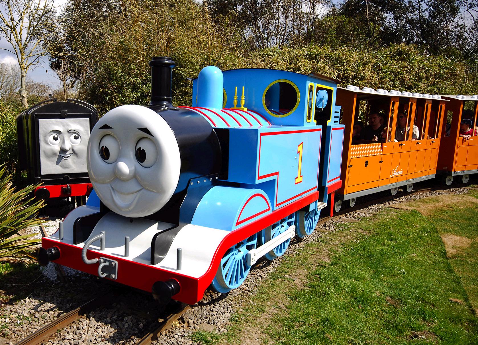 Drusillas Park | Thomas the Tank Engine Wikia | FANDOM ...