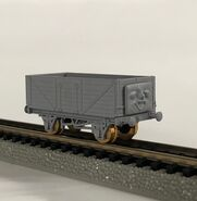 BachmannNScaleTroublesomeTruckPrototype