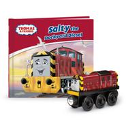 SaltyWoodenRailwayMyThomasStoryLibraryBookPack