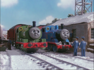 ThomasandPercy'sChristmasAdventure17