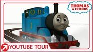 Thomas is Leaving The Island of Sodor!