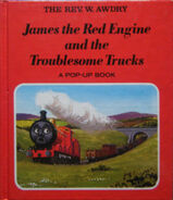 JamestheRedEngineandtheTroublesomeTrucks