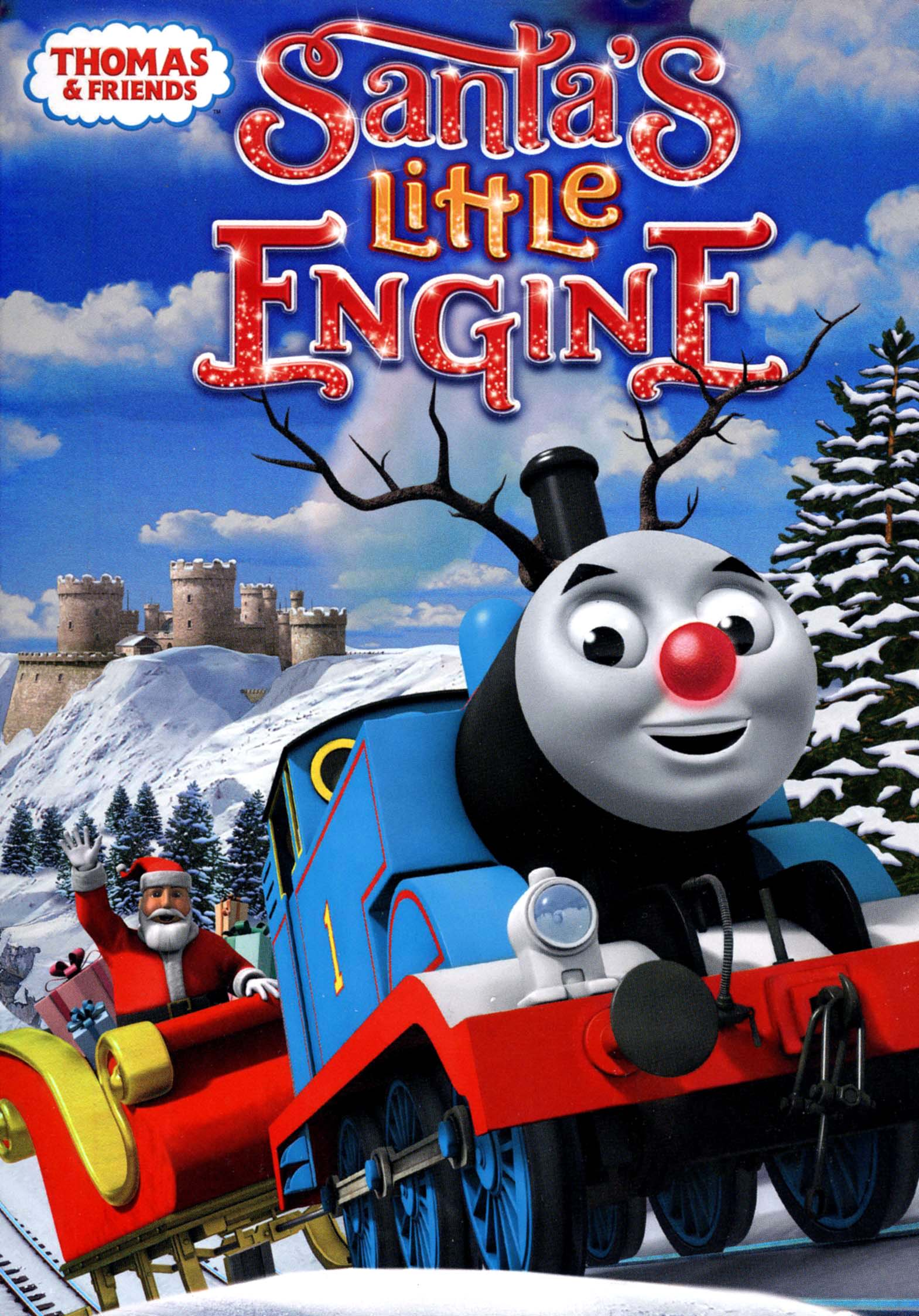santas little engine