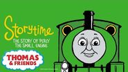 Thomas & Friends™ The Story of Percy the Small Engine NEW Thomas Storytime Podcast for Kids