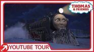 Night Train - CGI Music Video