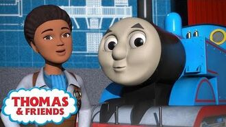 Thomas & Friends™ Meet the Character - Ruth Season 24 - The Royal Engine Cartoons for Kids