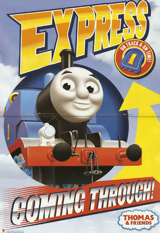 File:ExpressComingThroughposter.png