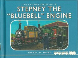 StepneytheBluebellEngine2015Cover