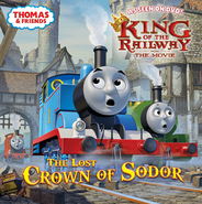 TheLostCrownofSodorCover