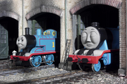 Squeak,RattleandRoll74