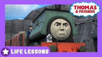Thomas & Friends Free The Roads Life Lessons Kids Cartoon