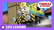 Raul Gets Competitive Life Lessons Thomas & Friends Kids Cartoon