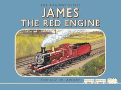JamestheRedEngine2015Cover