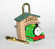 PercyPadlockandKey