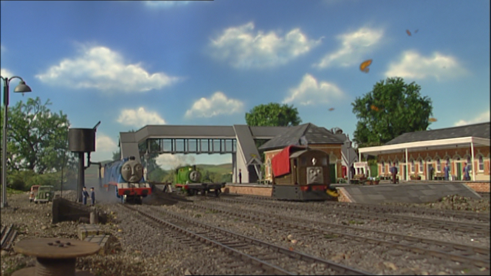 Image Percyandthemagiccarpet61 Png Thomas The Tank