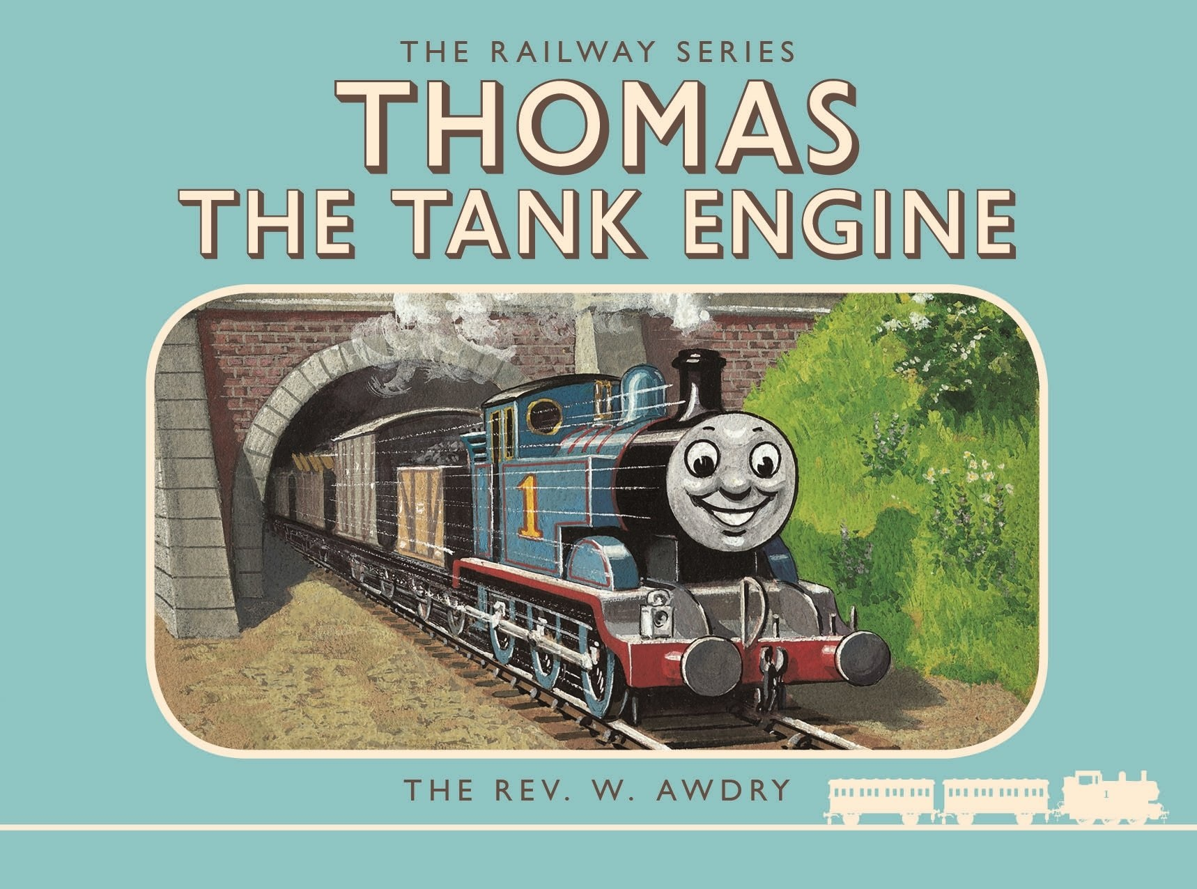 what number is thomas the tank engine