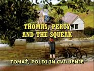 Thomas,PercyandtheSqueakSloveniantitlecard