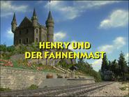 HenryandtheFlagpoleGermantitlecard