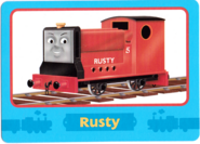 RustyTradingCard