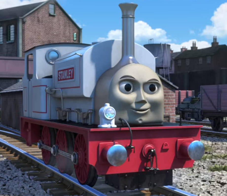 Stanley thomas the tank engine wikia fandom powered by wikia stanley thecheapjerseys Image collections