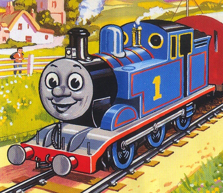 Thomas The Tank Engine V IV III II I