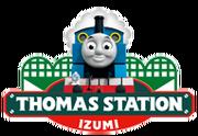 ThomasStation(Izumi)logo