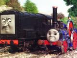 Fergus Runs Away