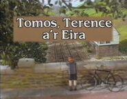 Thomas,TerenceandtheSnowWelshtitlecard