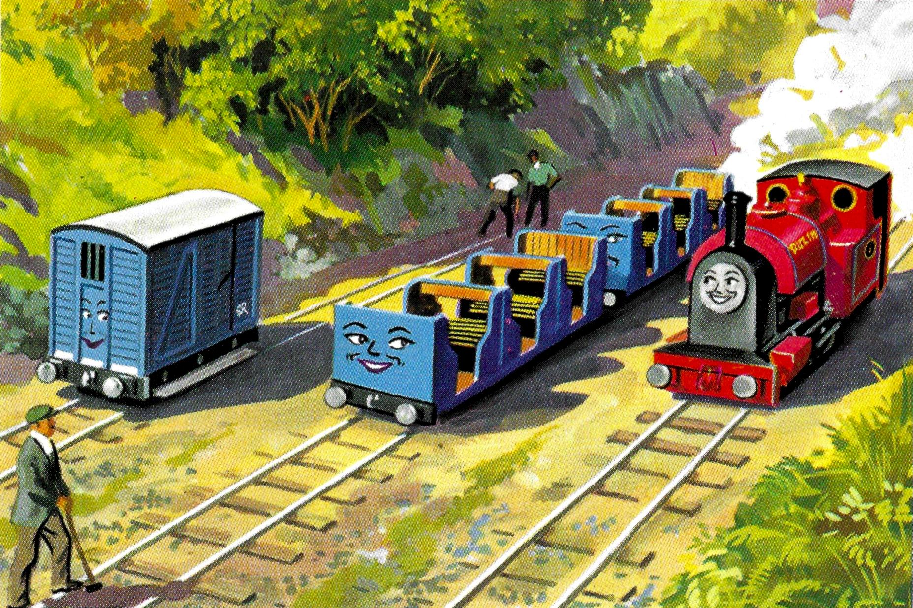 Ada Jane And Mabelgallery Thomas The Tank Engine Wikia Fandom