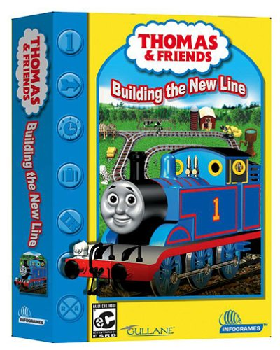 building the new line thomas the tank engine wikia fandom powered by wikia. Black Bedroom Furniture Sets. Home Design Ideas