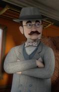 The Grumpy Passenger