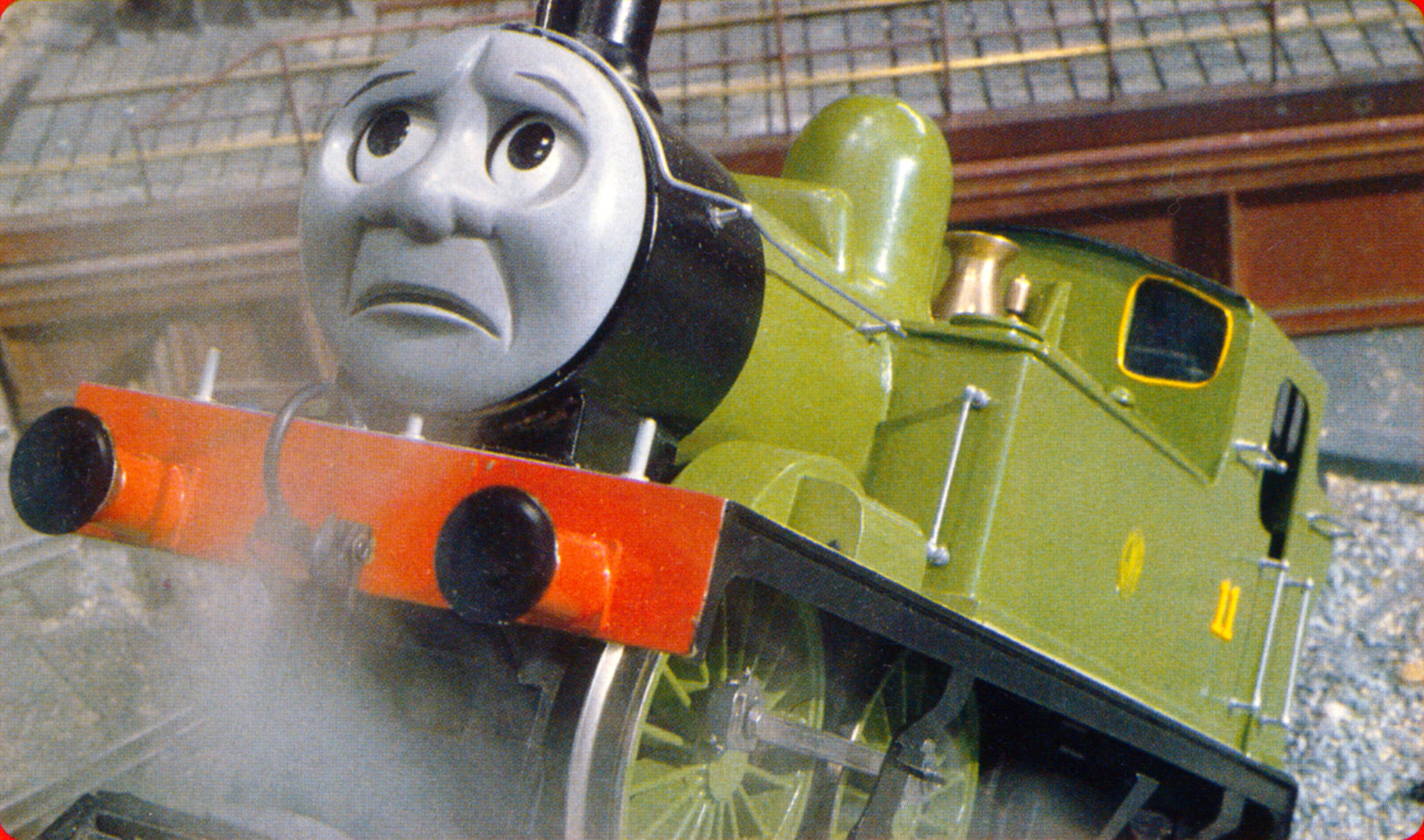 Astounding Oliver Owns Up Thomas The Tank Engine Wikia Fandom Home Remodeling Inspirations Genioncuboardxyz