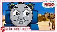 Thomas In the Sahara!