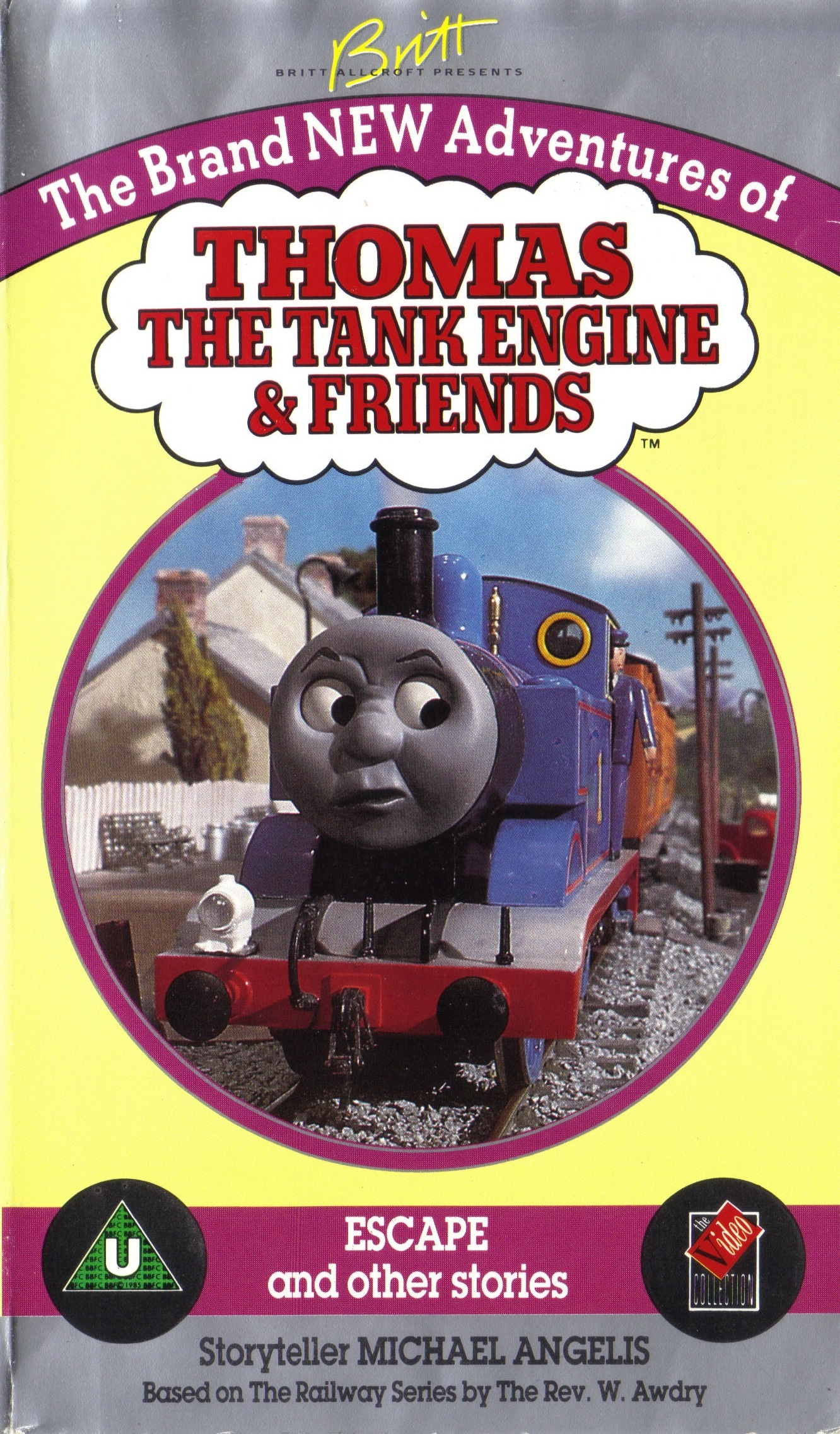 Escape And Other Stories Gallery Thomas The Tank Engine