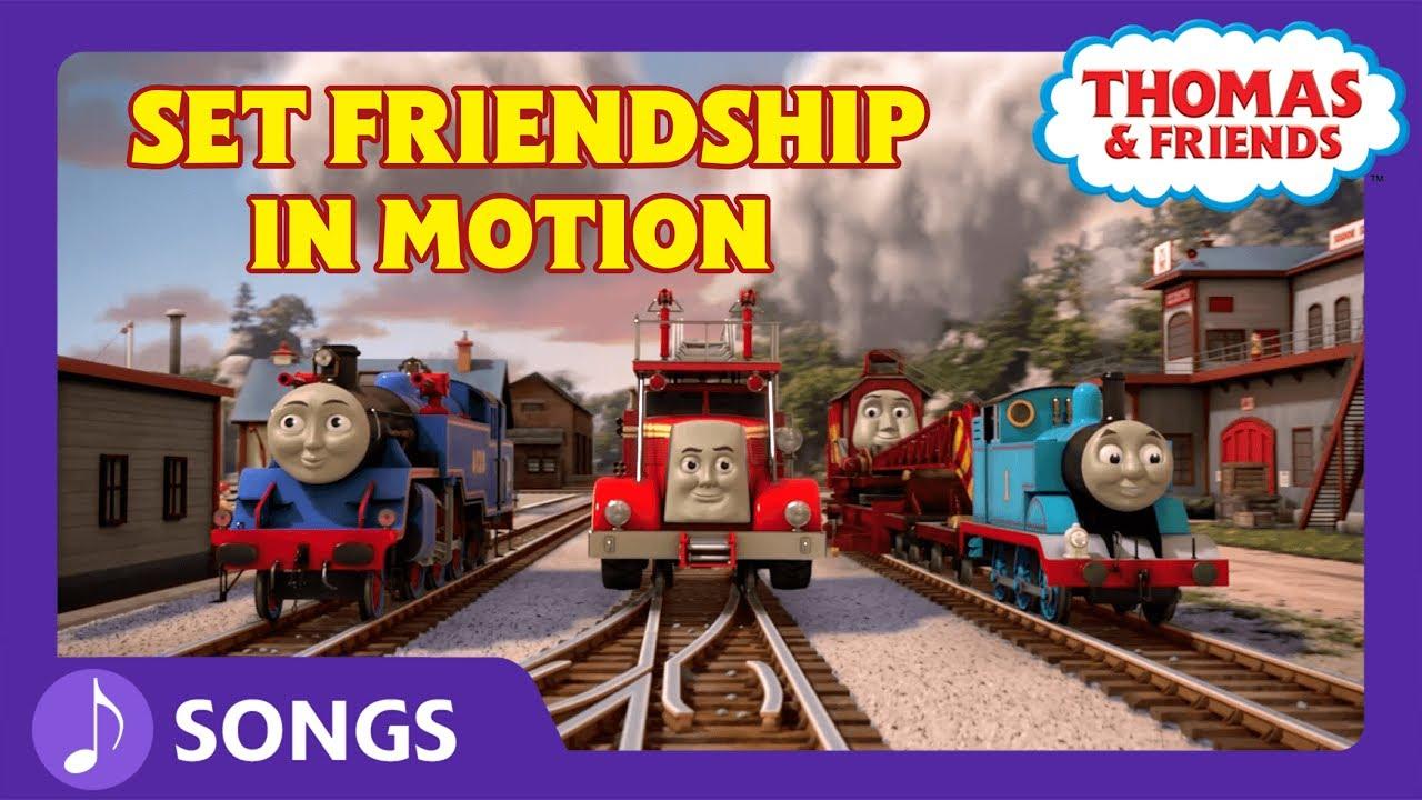 Thomas And His Friends Tv Theme Song Lyrics — TTCT
