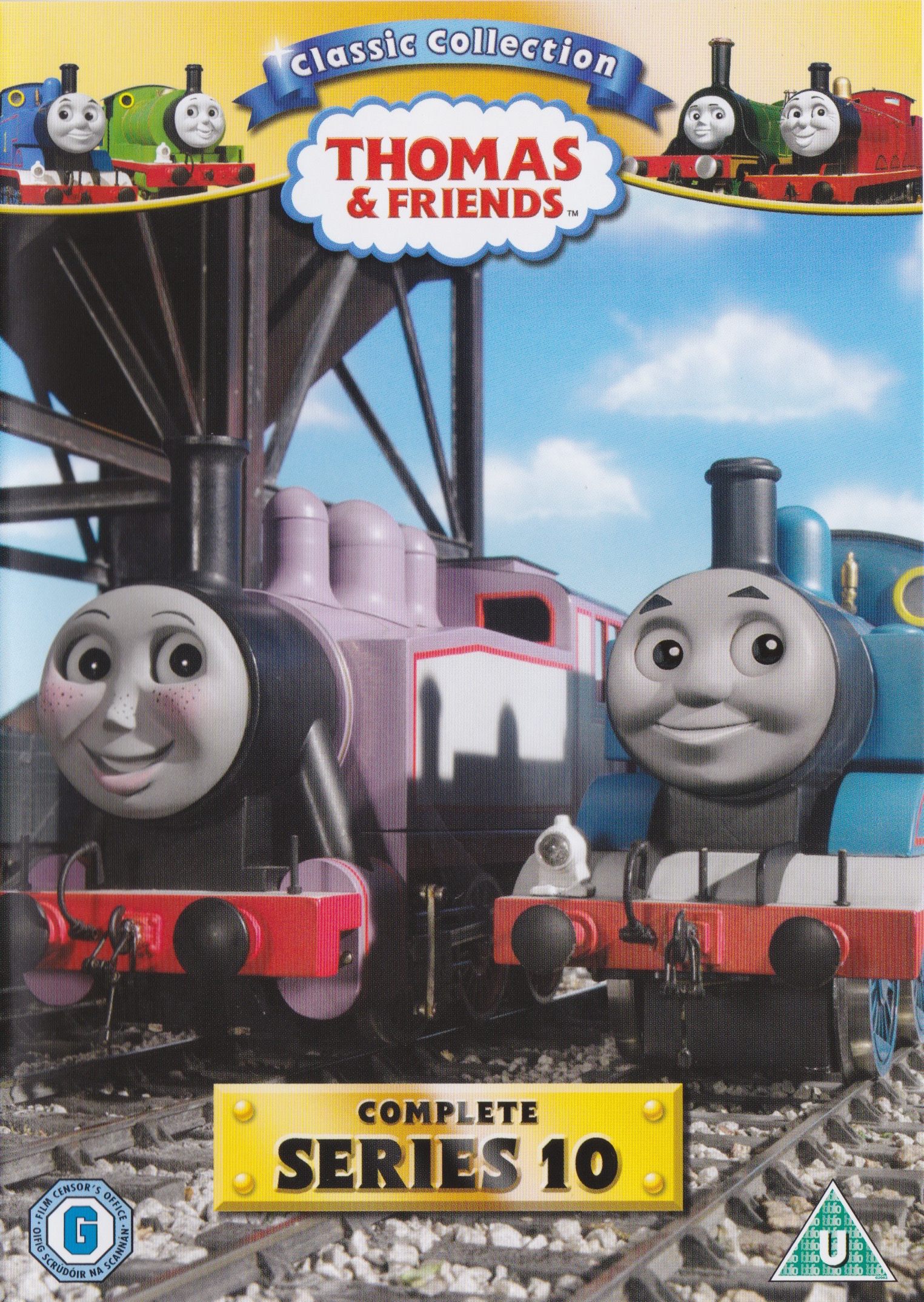 The Complete Series 10 Thomas the Tank Engine Wikia