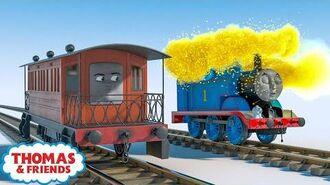 Thomas the Giant Thomas' Magical Birthday Wishes Thomas & Friends UK Kids Cartoon