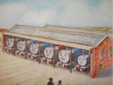 Vicarstown Sheds