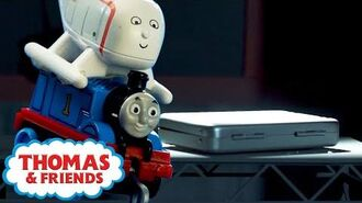Thomas & Friends™ Special Agent Thomas Brand New! Stories and Stunts