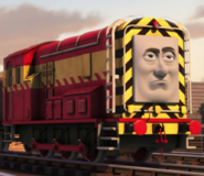 The Mainland Diesels