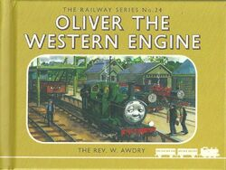 OlivertheWesternEngine2015Cover