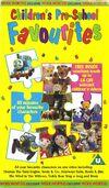 Children'sPre-schoolFavourites1995