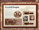 DonaldandDouglaspromocard